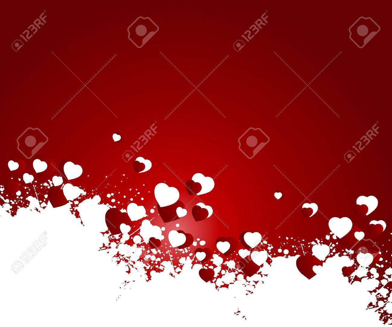 Valentine Illustration, perfect concept for valentine's day easy to use it as greeting card, poster, flyer, Ad. Stock Vector - 7866565