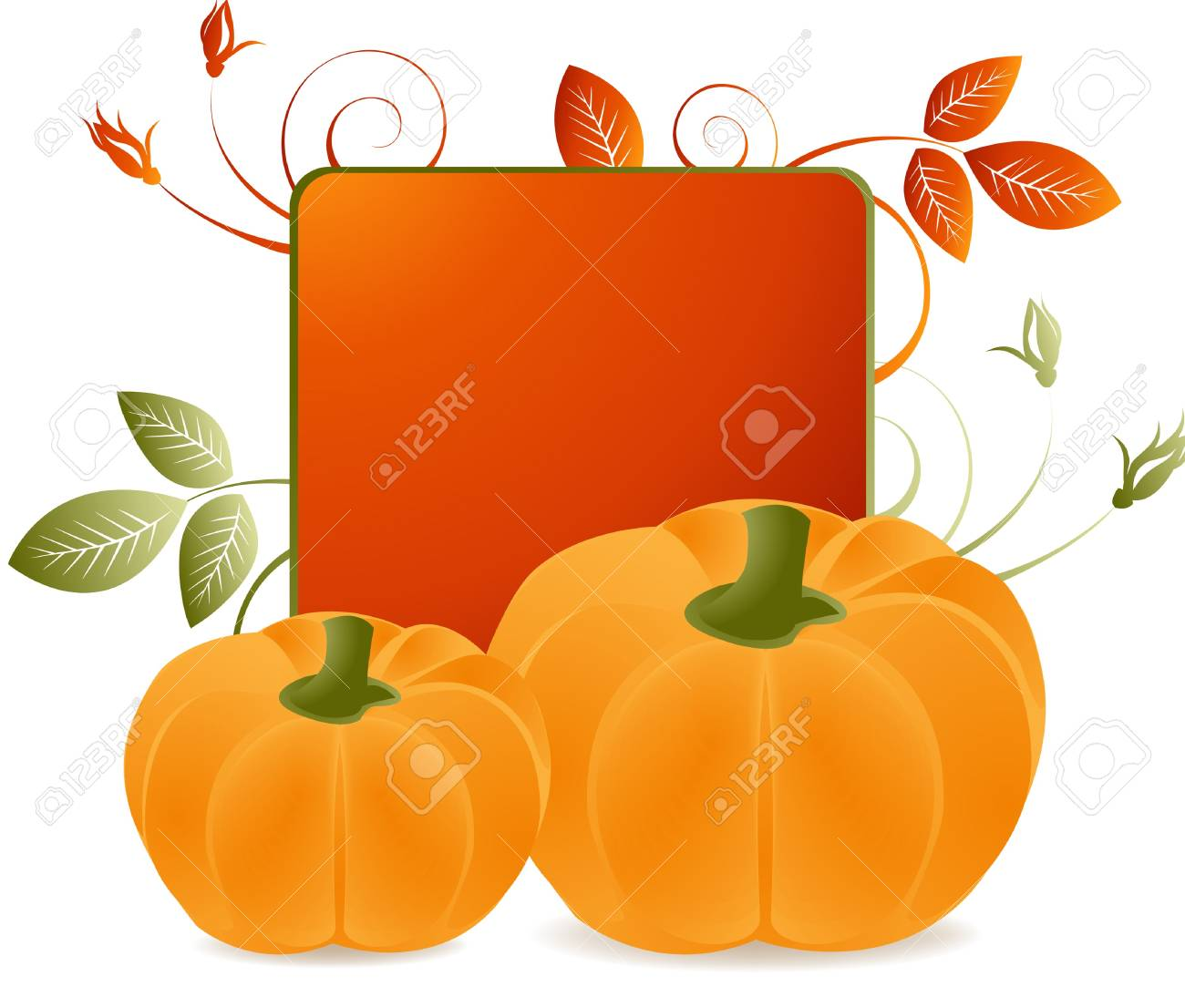 Thanksgiving Concept Illustration Image, you can use it for Thanksgiving  sale time or seasons Stock Photo - 8003191