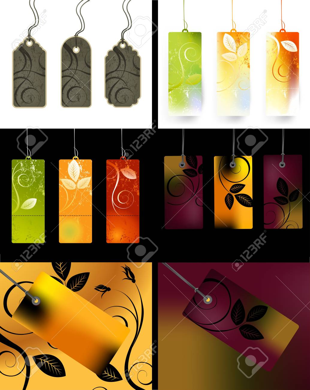 Set of sale conceptual design and illustration . Stock Vector - 16138149