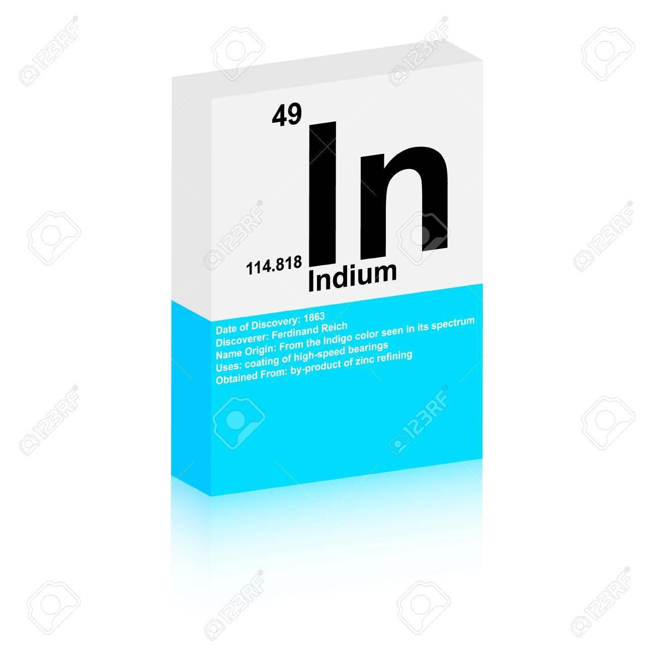 Indium symbol royalty free cliparts vectors and stock illustration indium symbol stock vector 13345220 buycottarizona Gallery