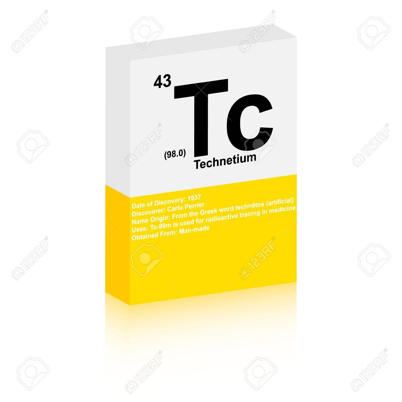 Technetium Symbol Royalty Free Cliparts Vectors And Stock
