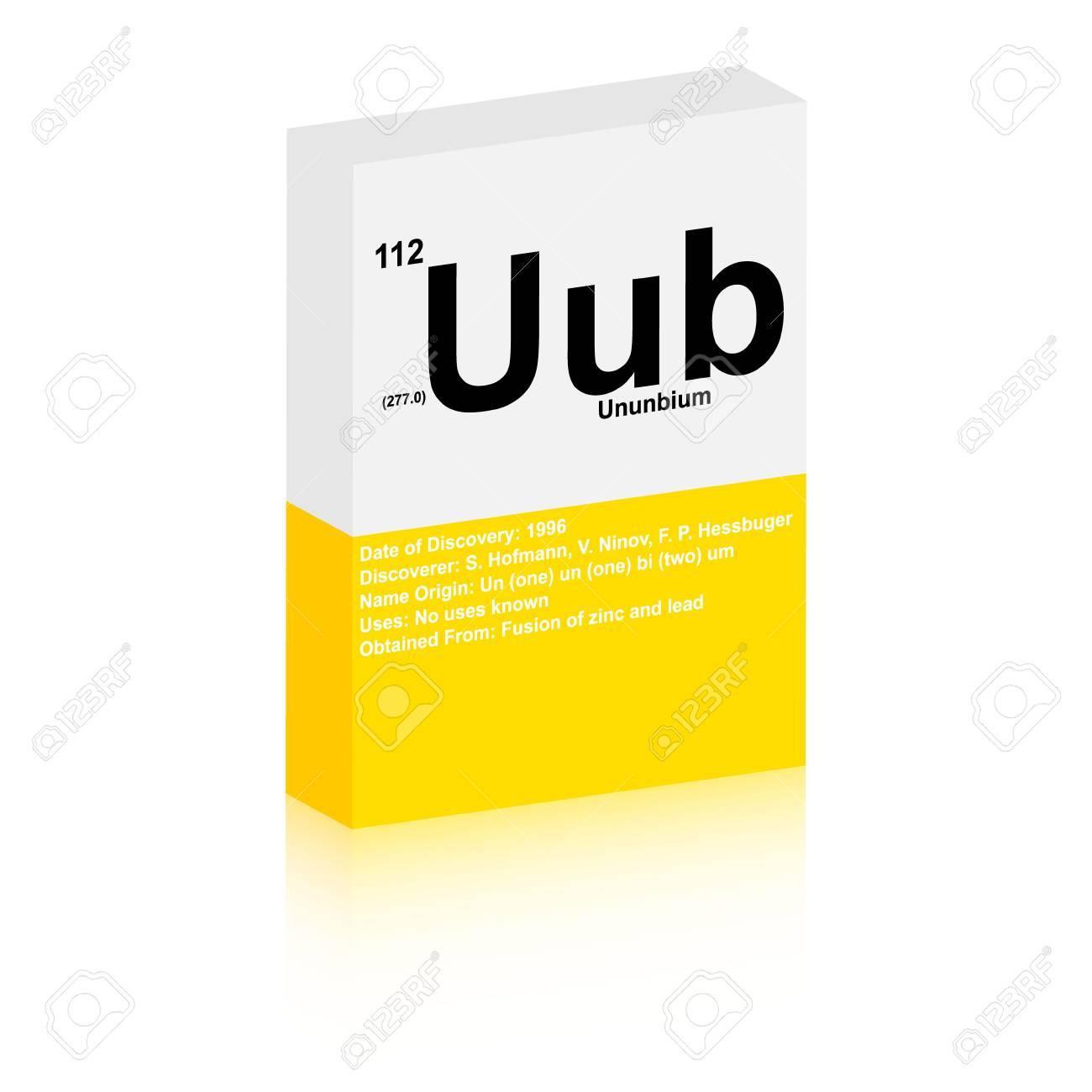Ununbium symbol royalty free cliparts vectors and stock ununbium symbol stock vector 13345184 buycottarizona Gallery