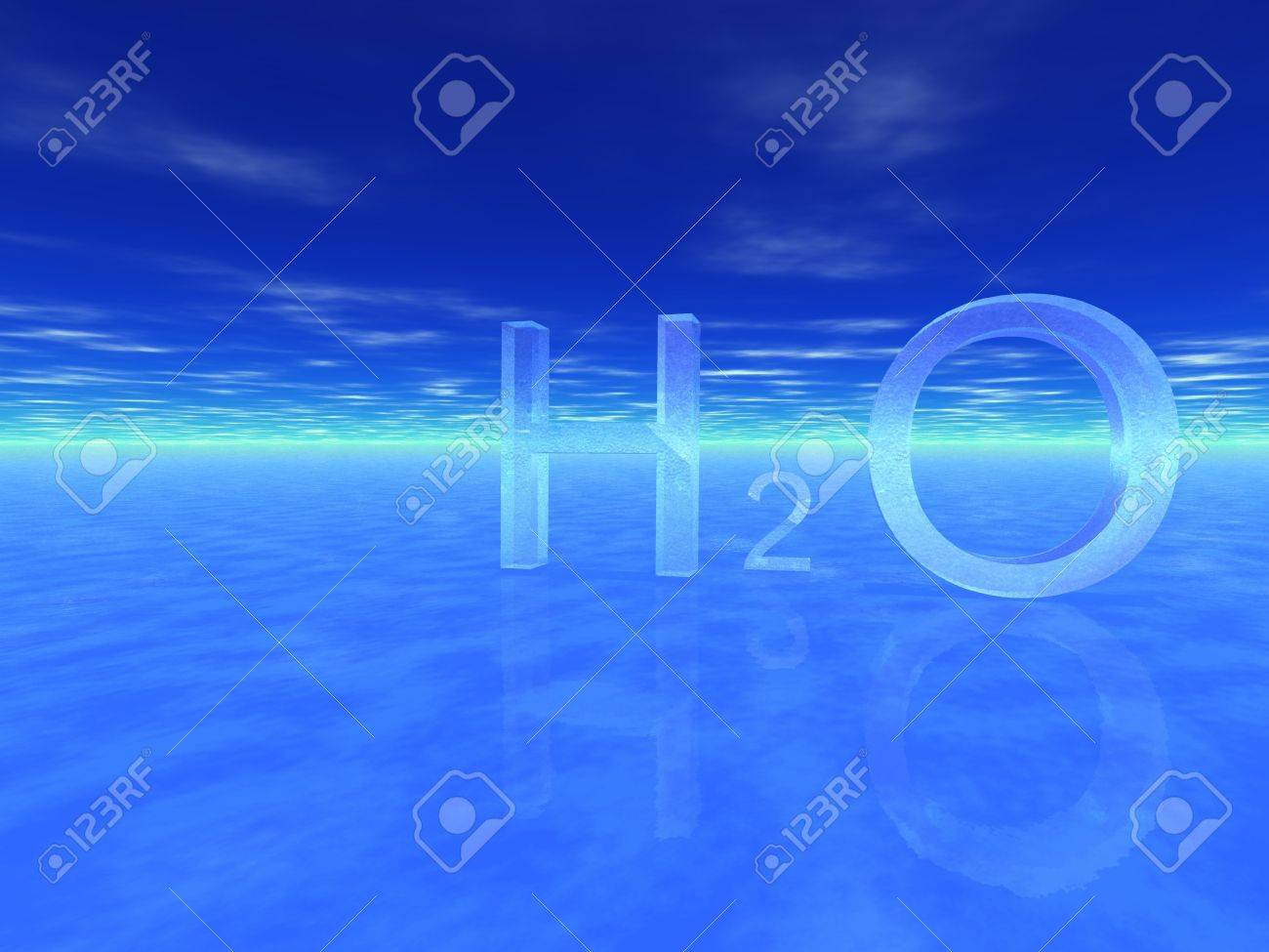 Chemical symbol of water h2o stock photo picture and royalty free chemical symbol of water h2o stock photo 14043130 buycottarizona Choice Image