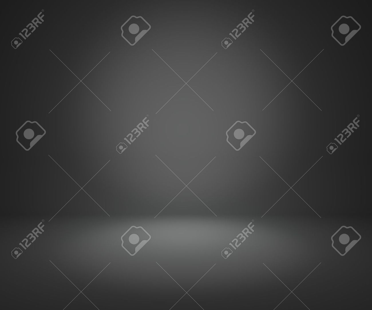 dark gray gradient abstract background rendering for display or montage your products - 51502027