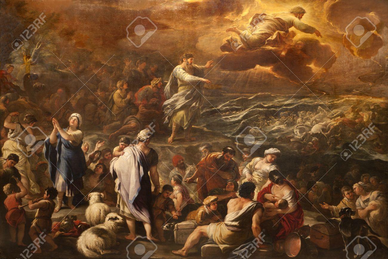 1 月 26 日 - ベルガモ ルカ ・ ジョルダーノ クロッシング紅海 ...