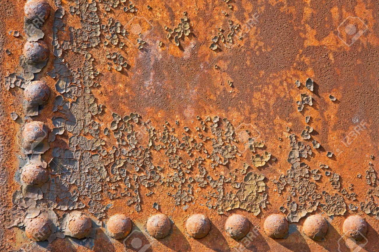 Rust Background Royalty Free Stock Photography - Image: 1877087