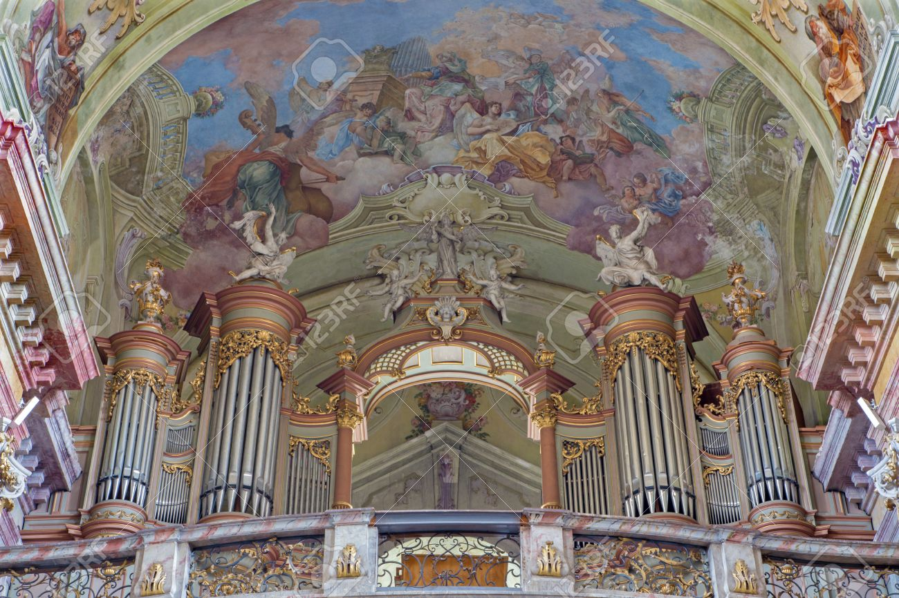 Baroque ceiling 100 images the ceiling vault of the ges baroque ceiling jasov january 2 baroque organ and fresco by johann lucas dailygadgetfo Gallery