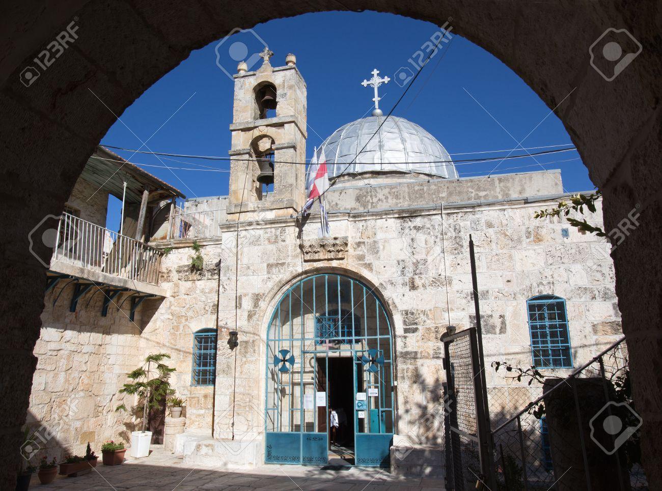 Resultado de imagen de iglesia ortodoxa griega en jerusalem