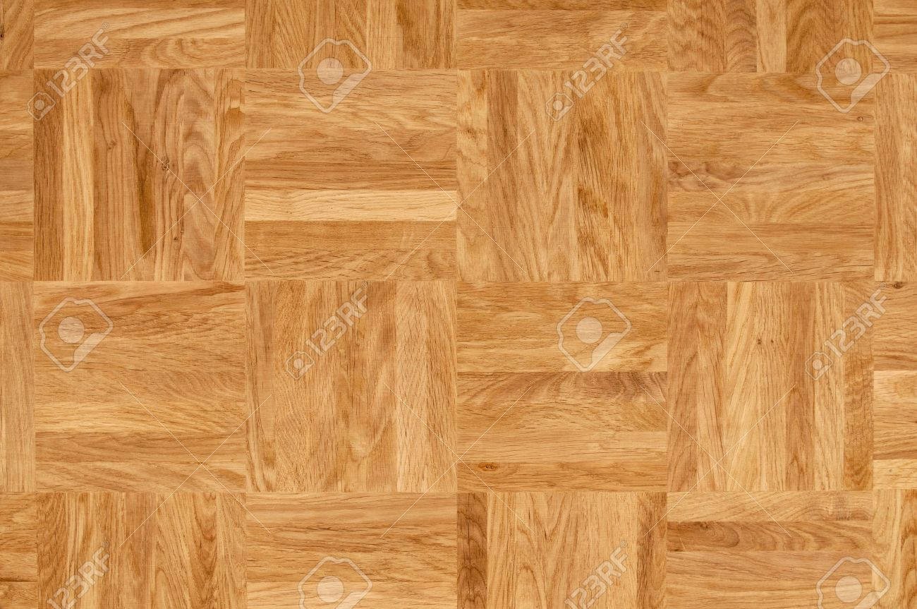 Wood Texture Parquet Floor Made Of The Natural Oak Wood Stock - Oak tree hardwood parquet flooring