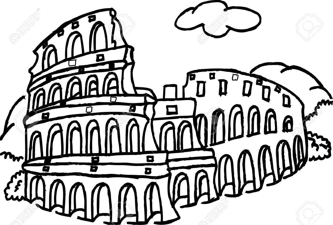 colosseum rome royalty free cliparts vectors and stock rh 123rf com
