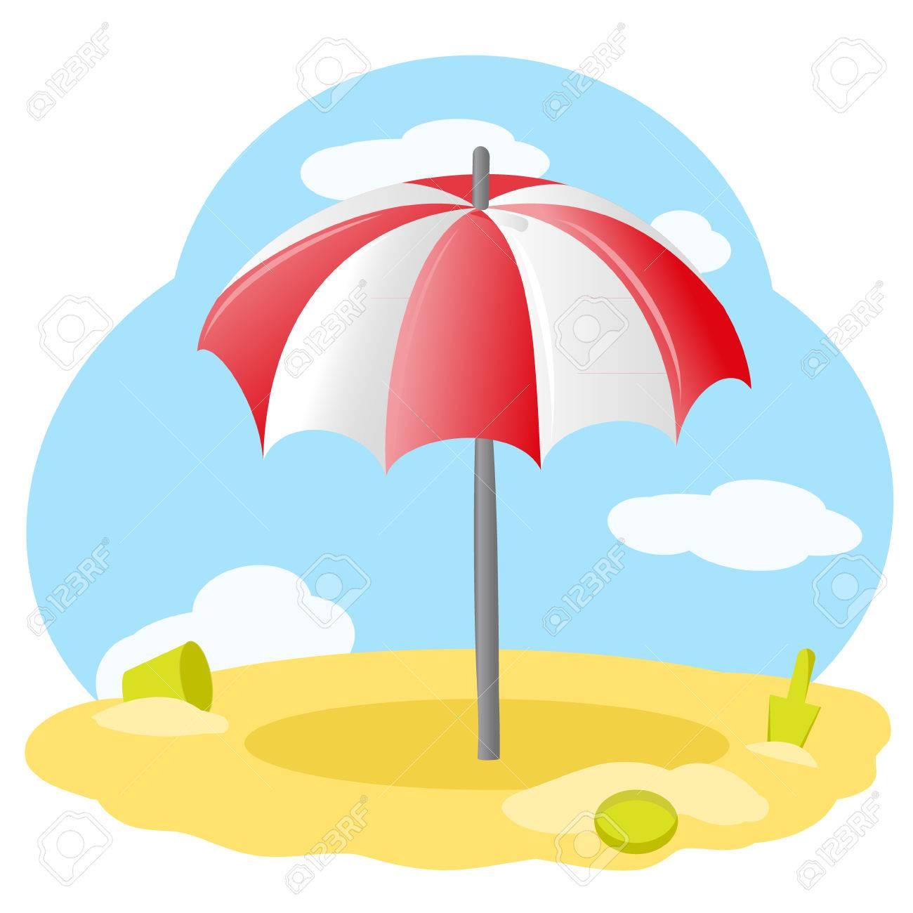 parasol d'ete