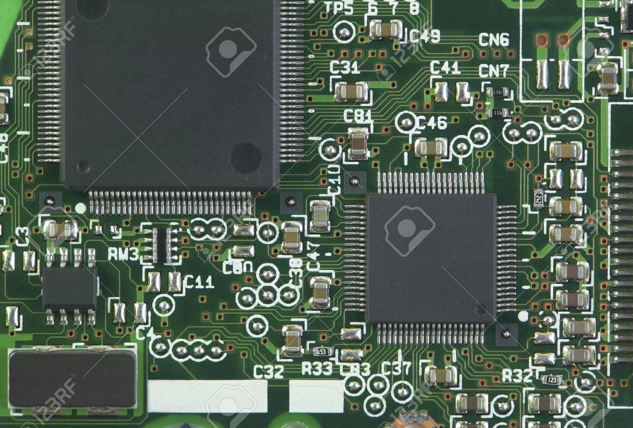 Electronic Circuit Stock Photo - 14552314