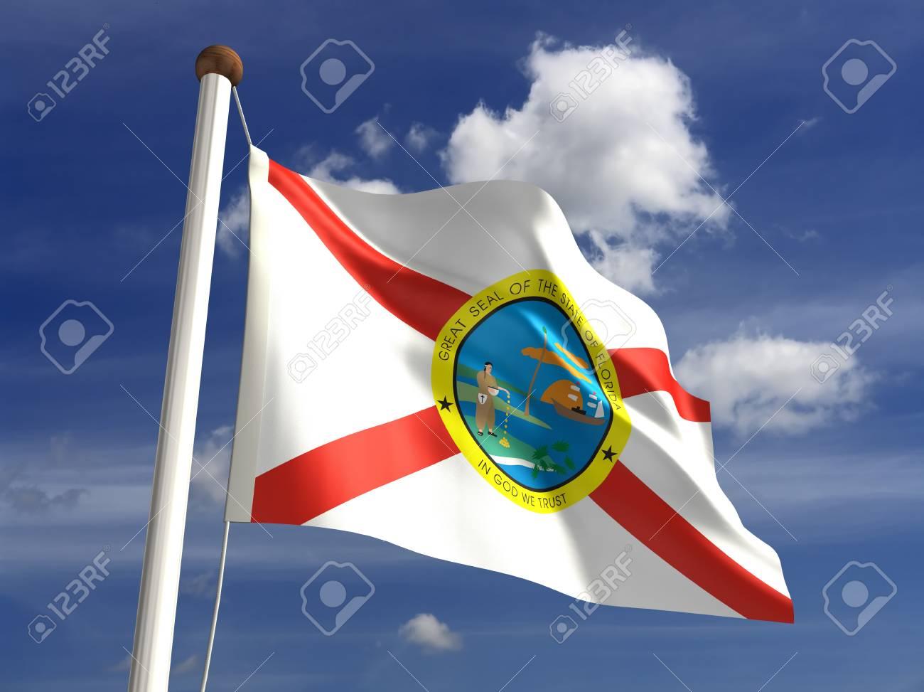 3D USA flag Stock Photo - 14754257