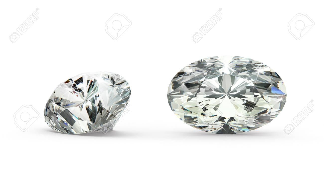 Oval Cut Diamond - 21410873