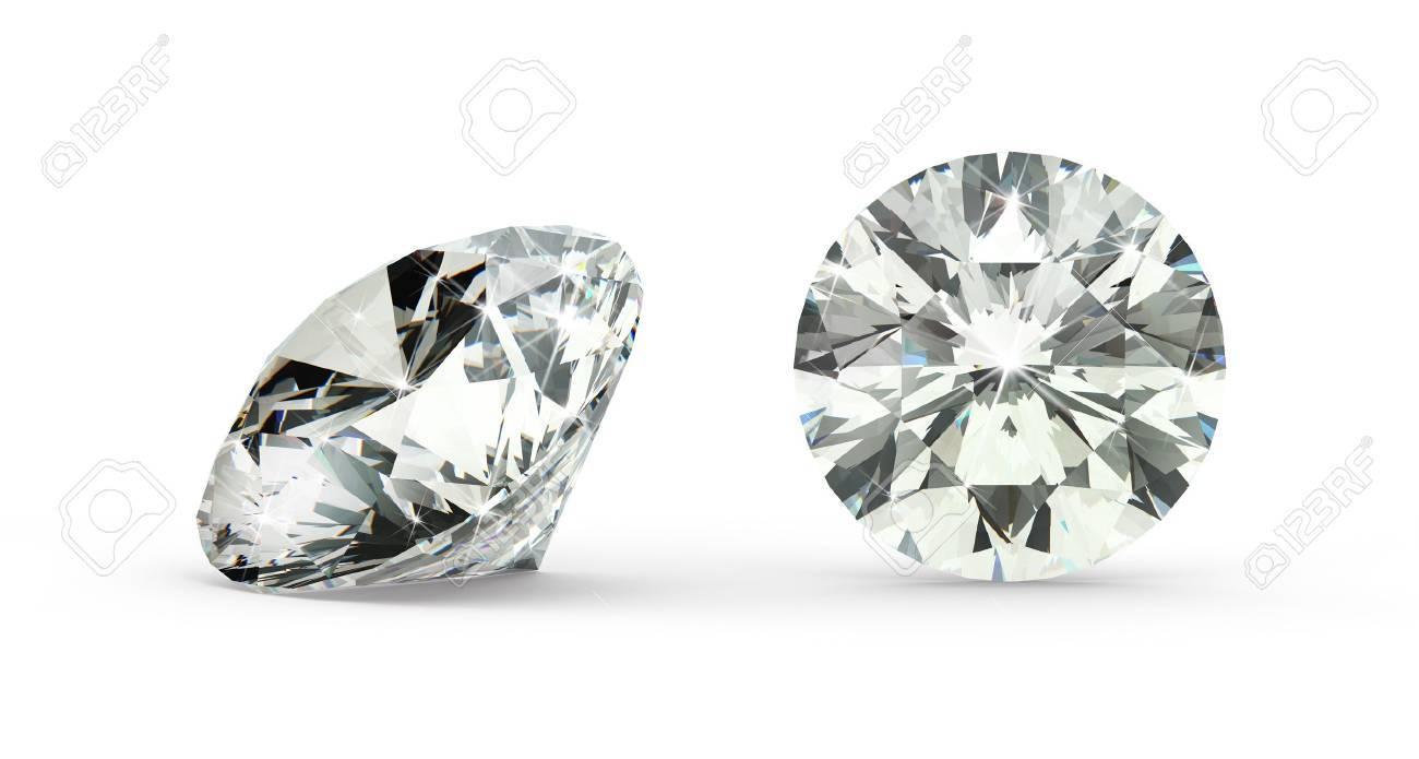 Round Cut Diamond - 21410877