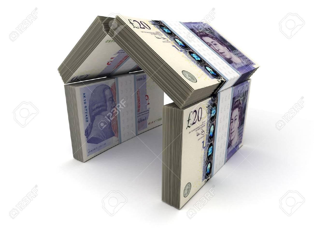 Real Estate Concept Pound - 22641218