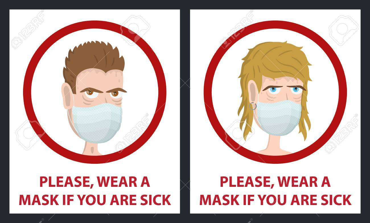 mask virus protection