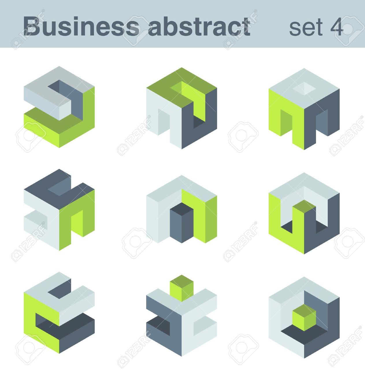 LOGO set Logic puzzle for any type of company - 13452565