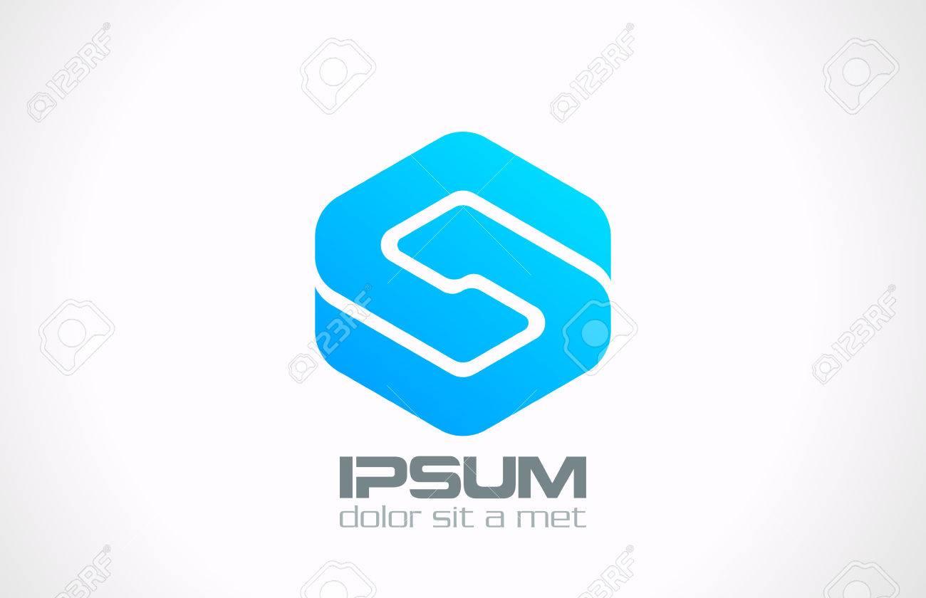 S Symbol Logo Buchstabe S Emblem Symbol