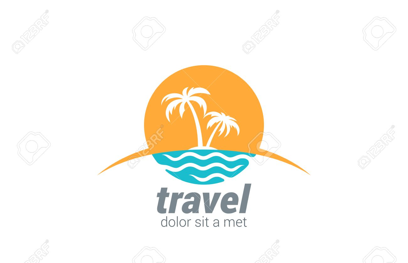 Creative Travel Agency Logos Travel Agency Vector Logo