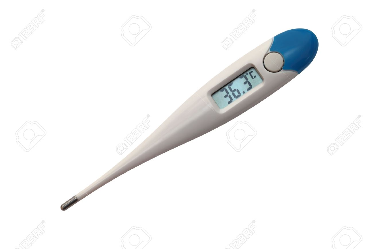 Thermometers for measuring temperature in vector format | Vector ...