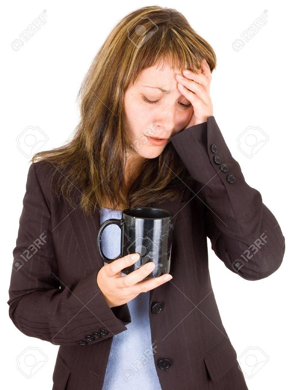 headache Stock Photo - 5527625