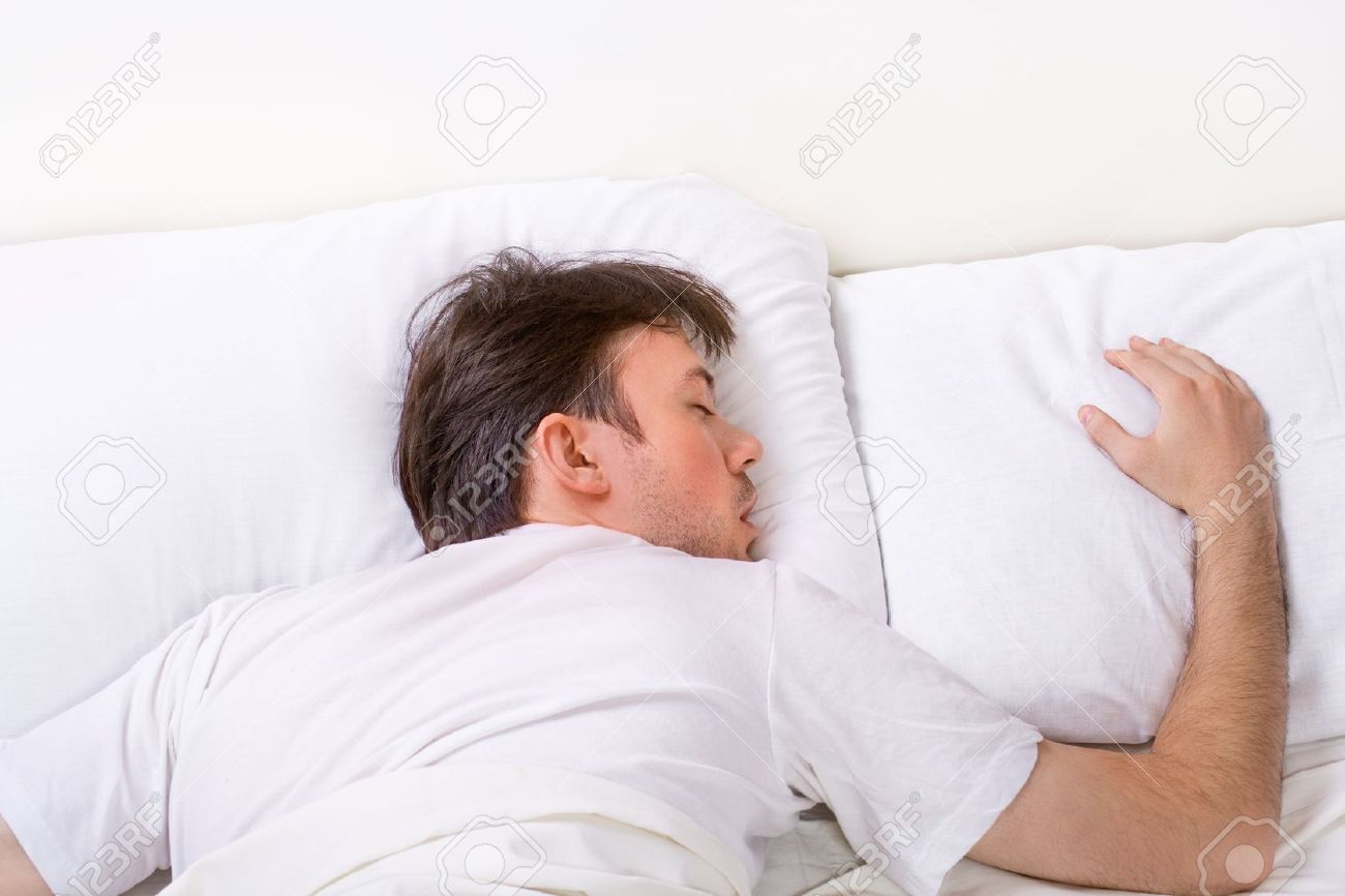 very deep sleep  sleeping  Sleeping