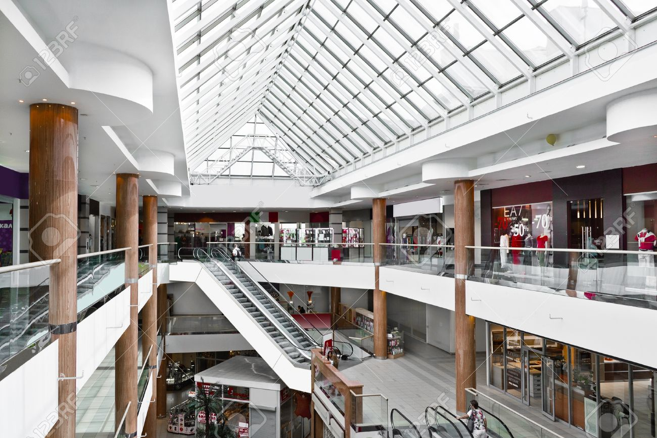 Stunning Modern Interior Mall Images - Simple Design Home ...