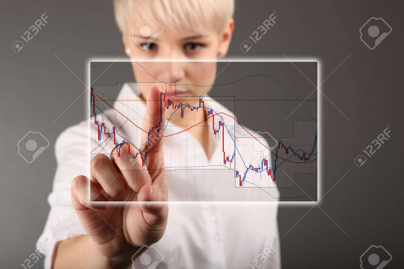Forex trading - 13888687