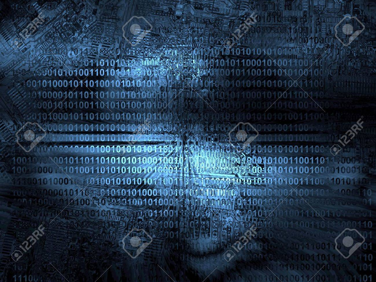 Source code technology background - 14786814