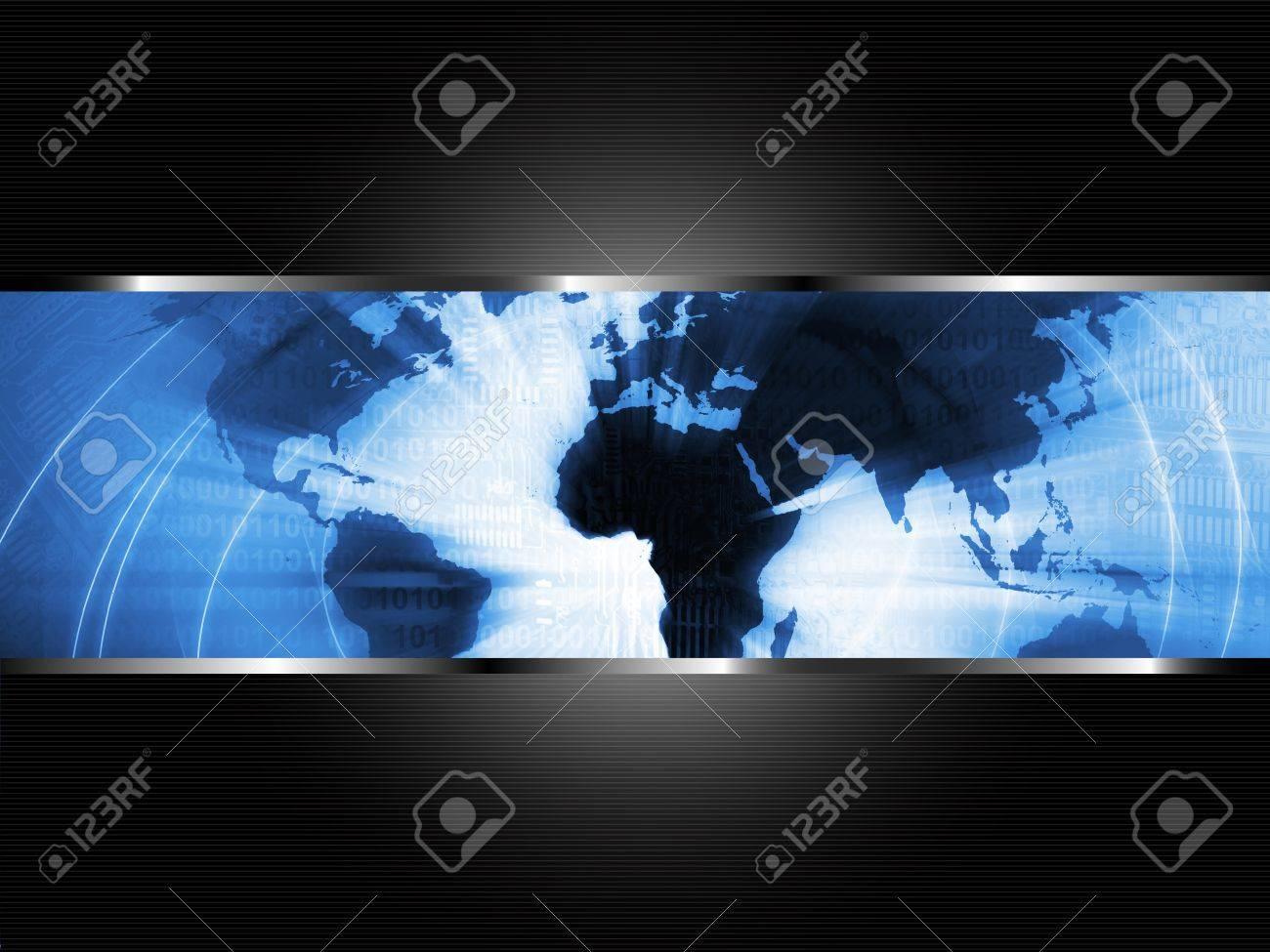 World Business Background - 14976963