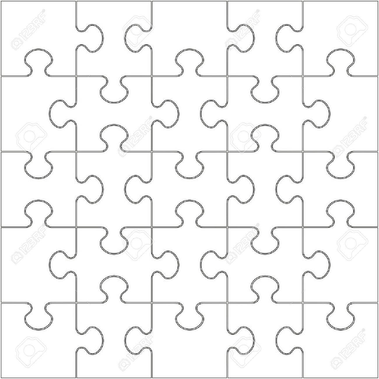 Luxury Single Puzzle Piece Template Crest - Resume Ideas - namanasa.com
