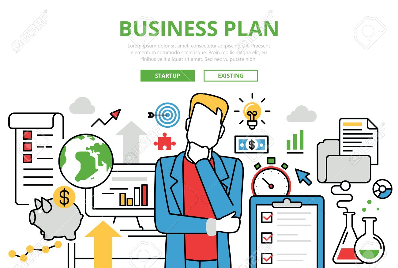 Business plan for website