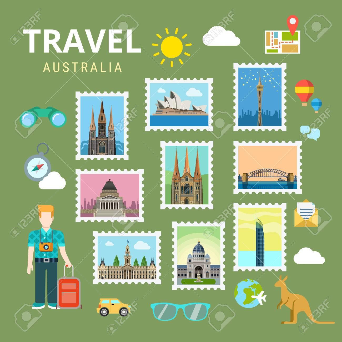 Viajar De Australia Y Nueva Zelanda. Galería De Fotos De La ...