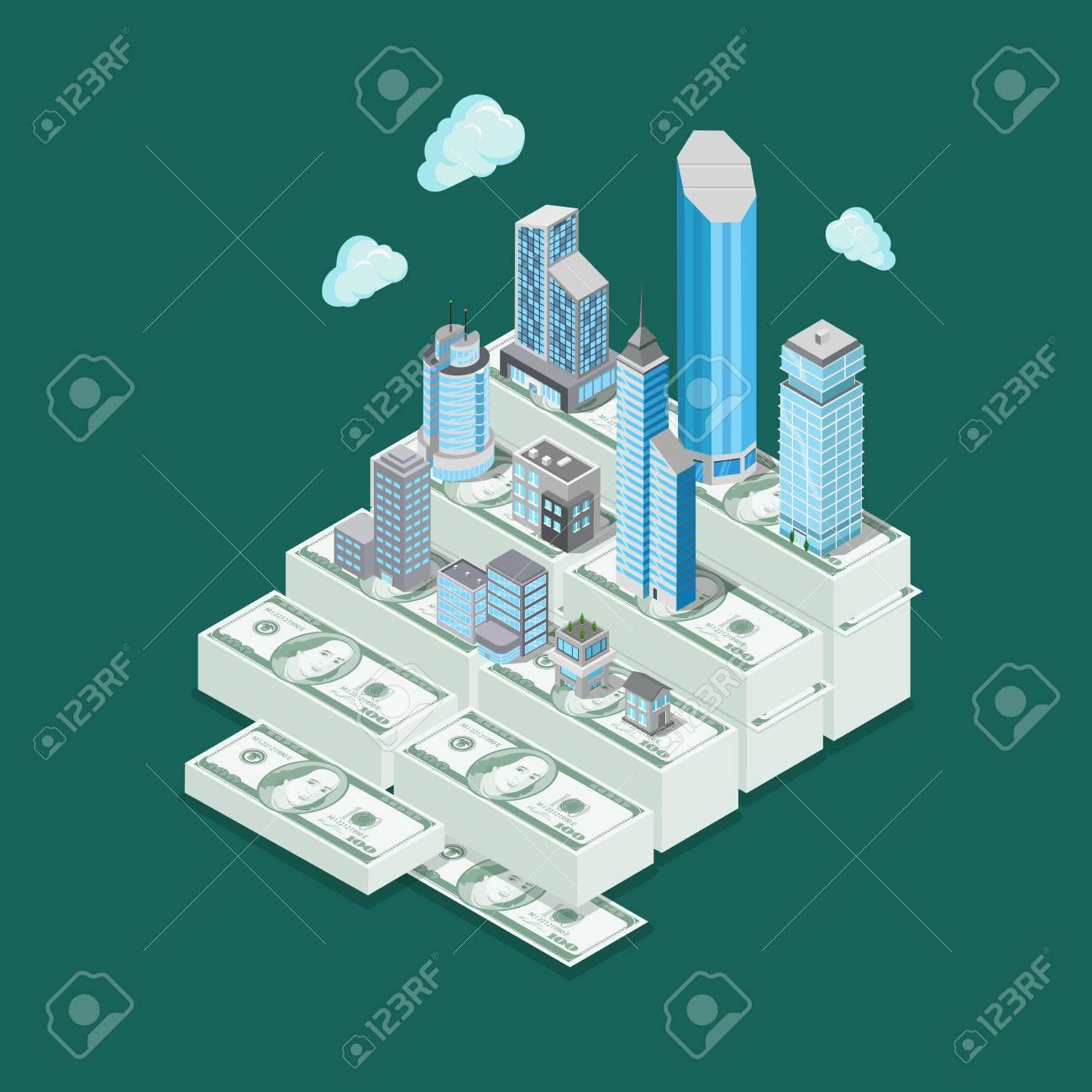 Inmobiliario Valor Del Precio De Los Bienes Raices Concepto De ...
