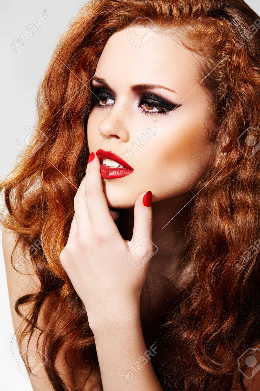 Images of Best Lipstick Color For Redheads - Cerene
