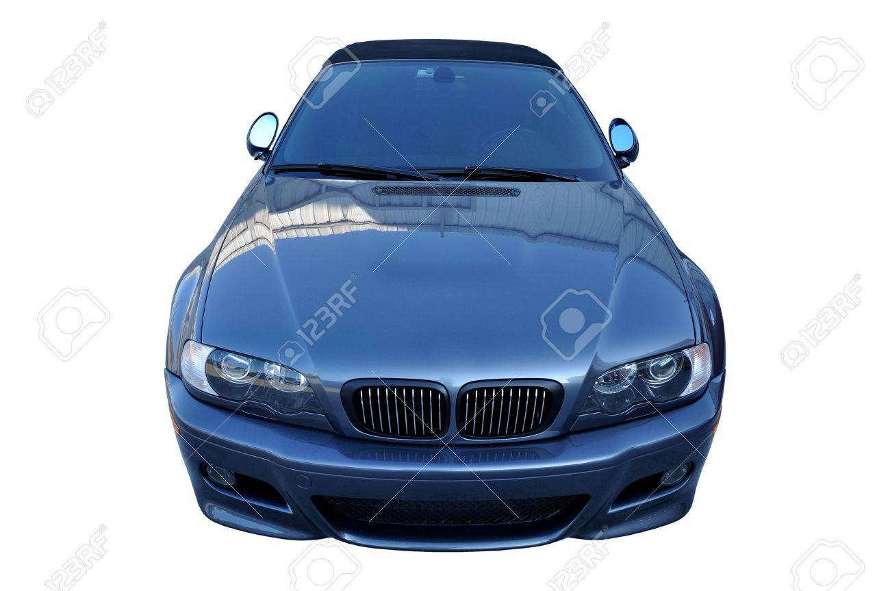 Front view of the sport car Stock Photo - 11870803