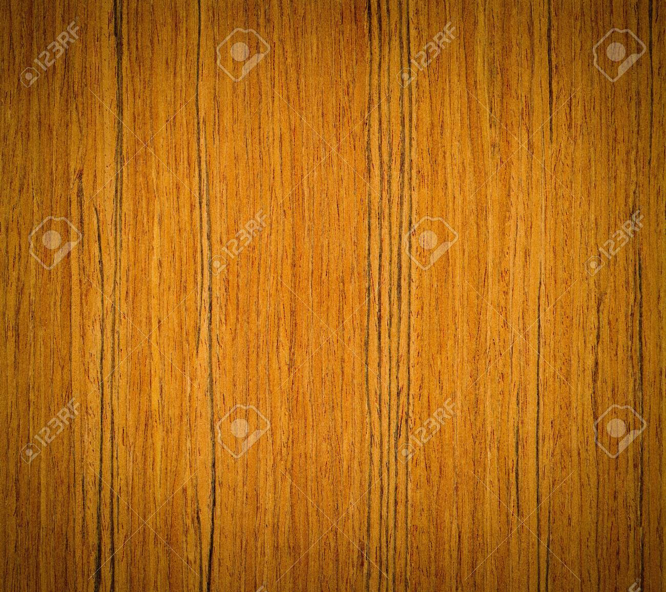 Wood Grain Texture Teak Wood