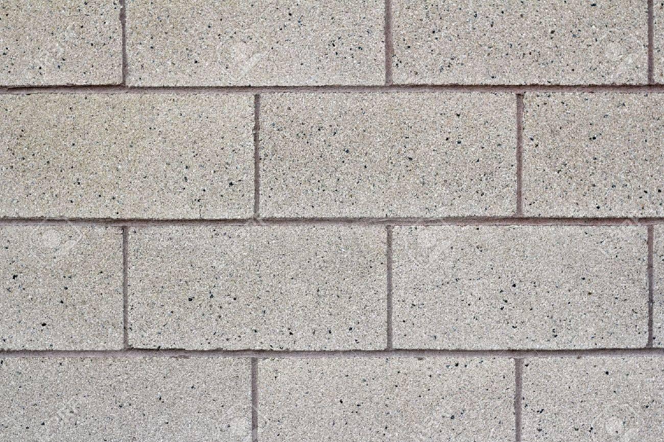 primer plano de un muro de cemento gris ceniza bloques de un edificio de la escuela