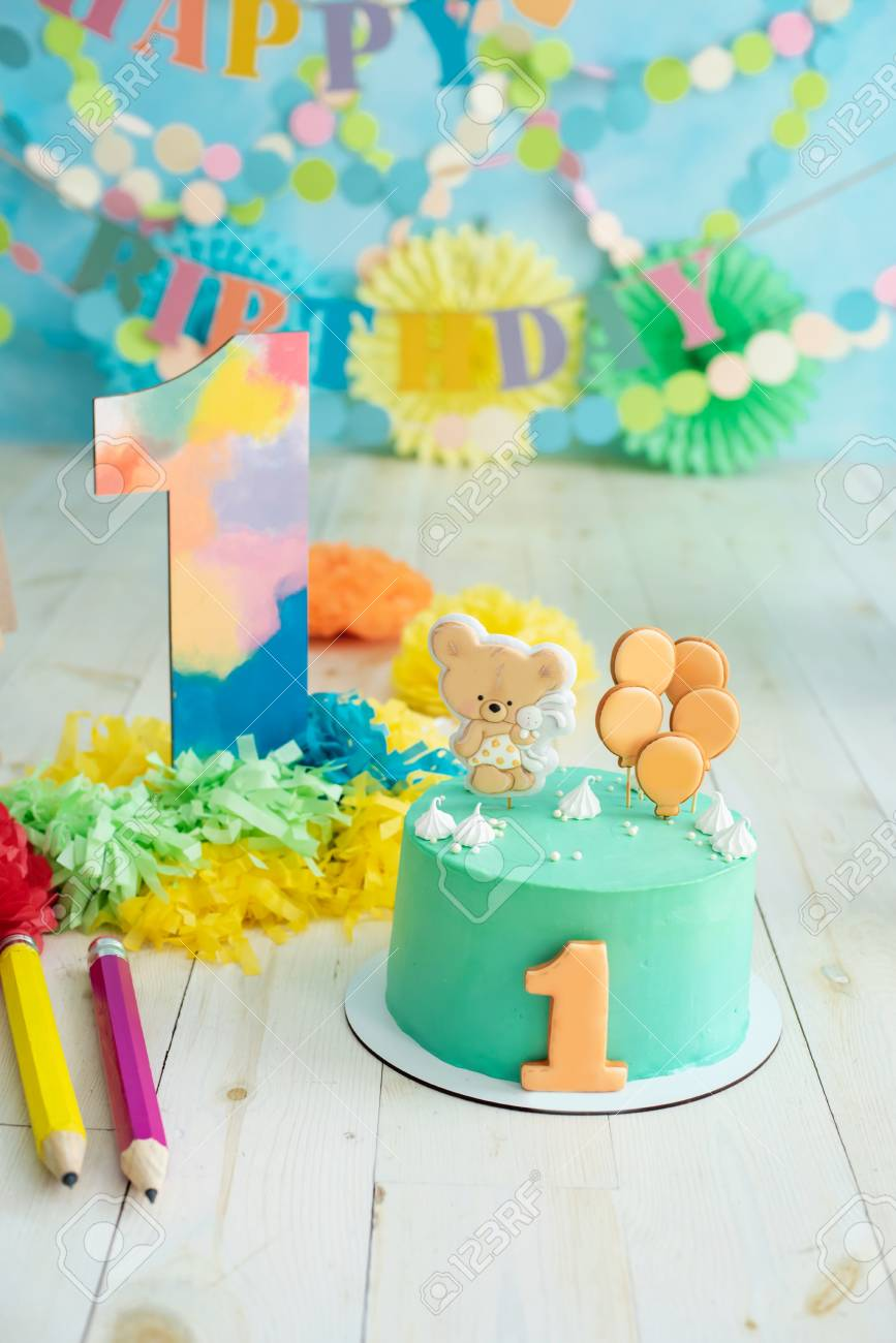 Terrific First Birthday Smash The Cake Festive Background Decoration Funny Birthday Cards Online Alyptdamsfinfo