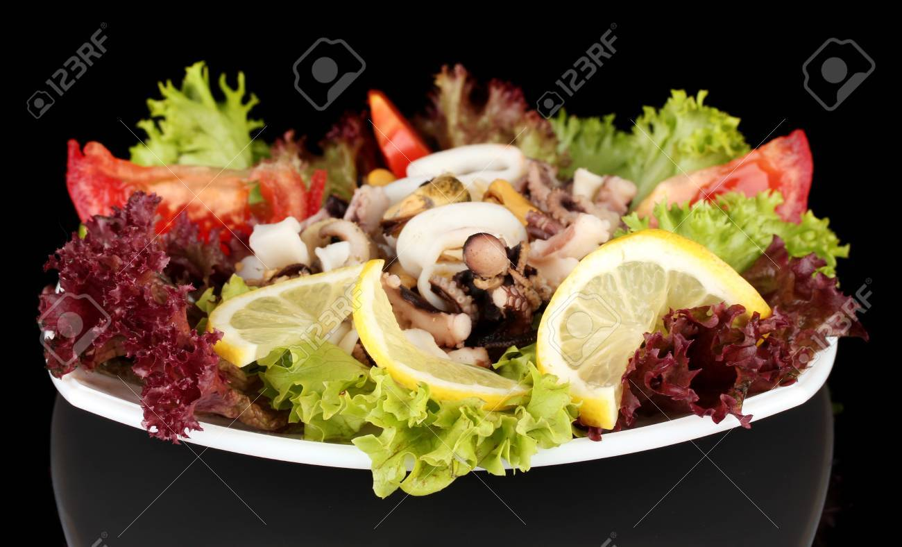 recipe: healthy seafood salad [34]