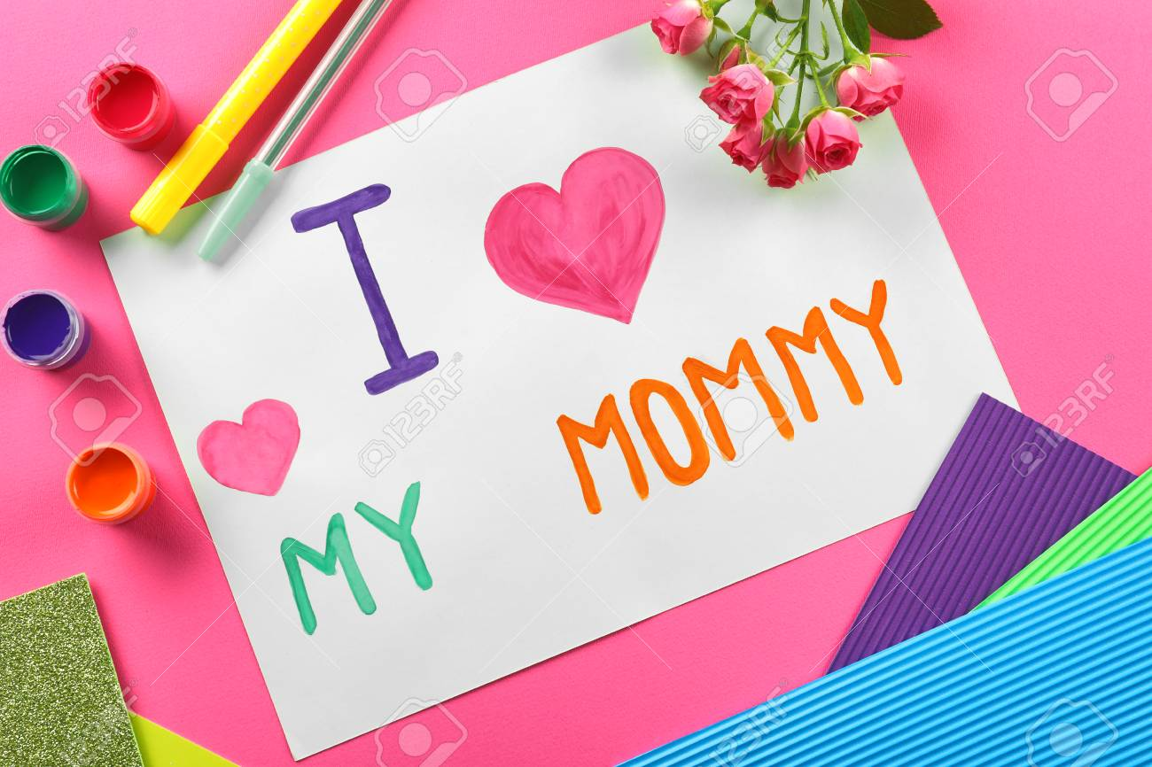 44+ I Love Mommy DXF