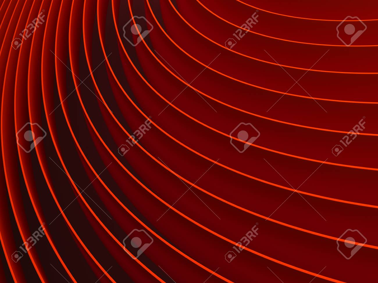 Red High Resolution Geometric Background Texture Works Good For