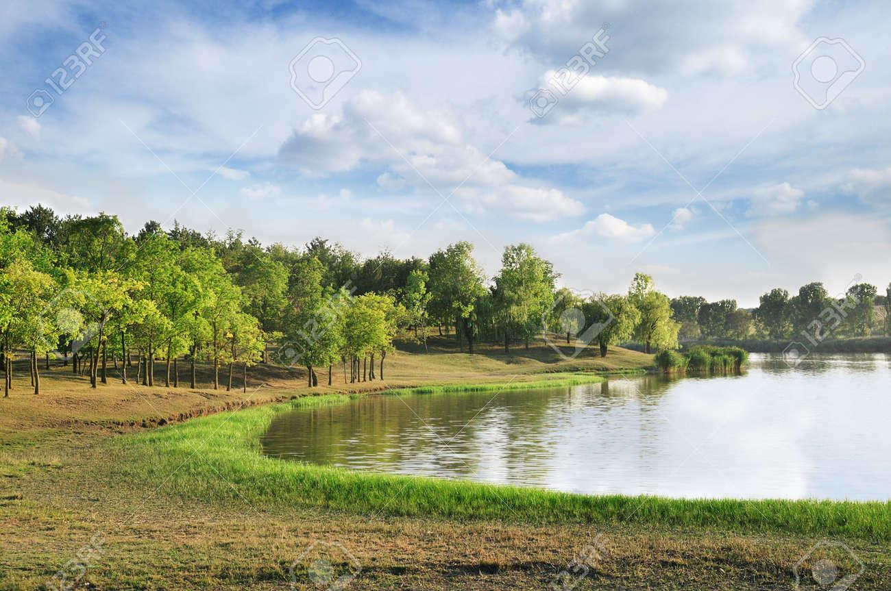 lake Stock Photo - 5762075