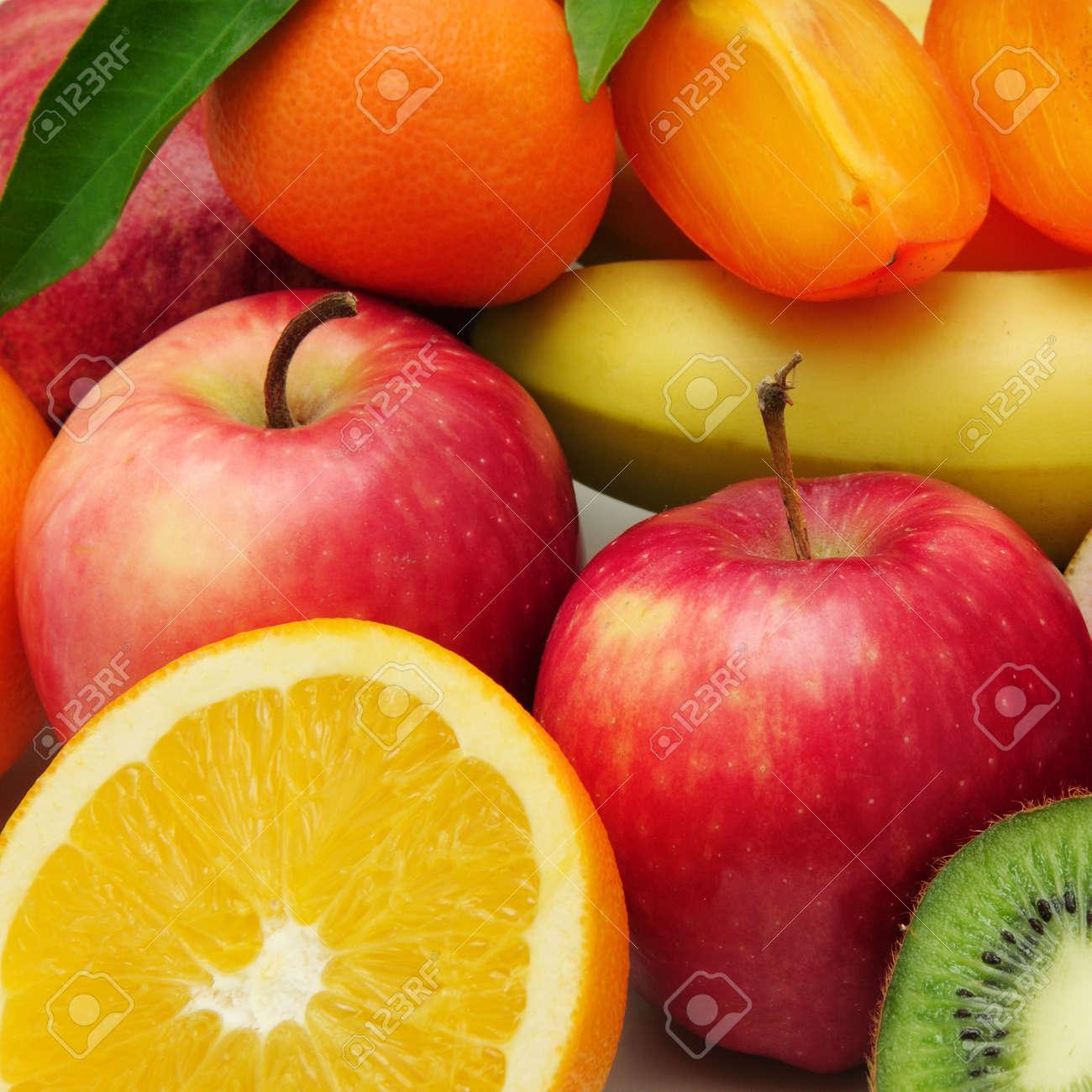 fruit background Stock Photo - 13610541