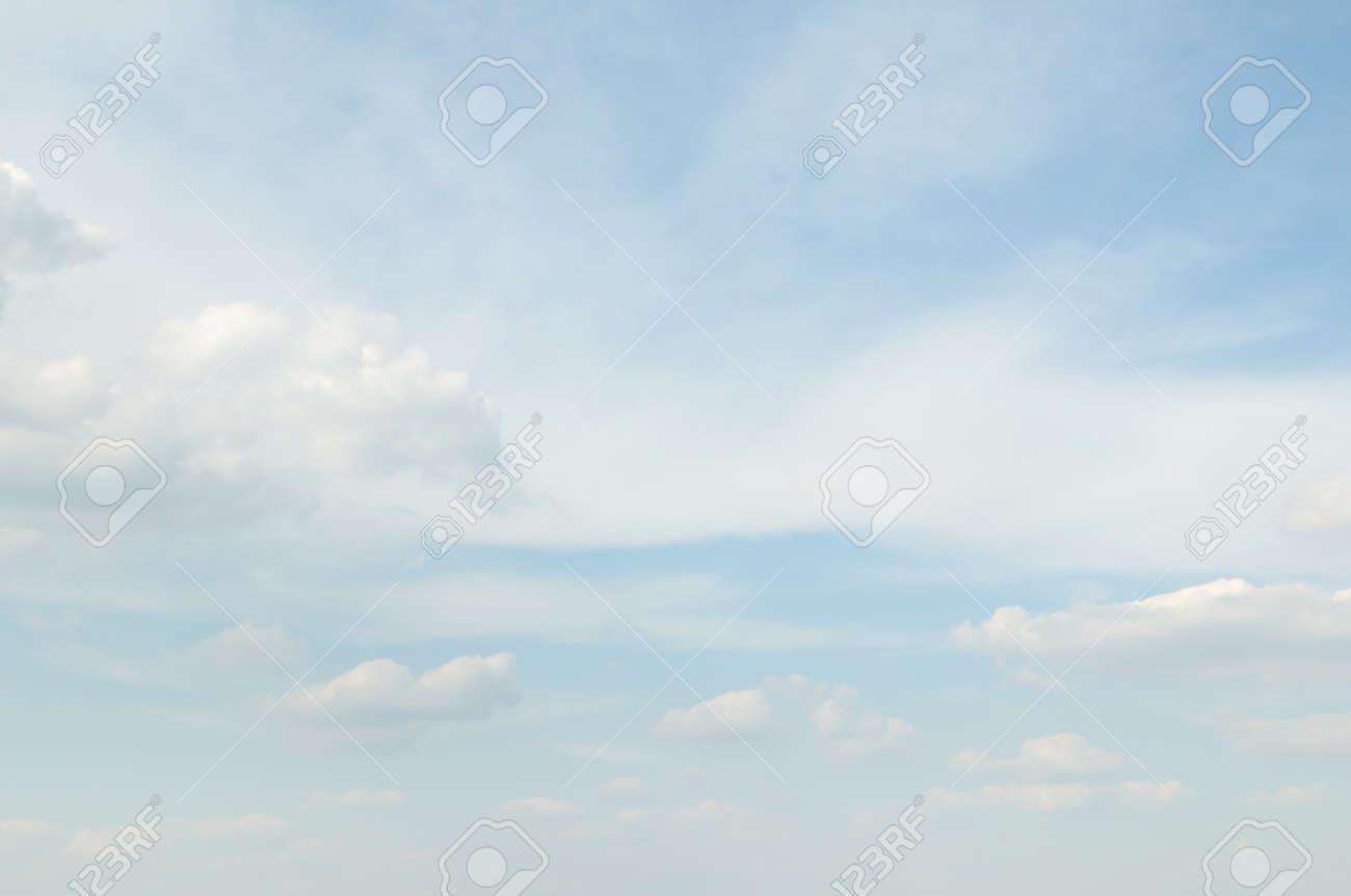 clouds in the blue sky - 36989937