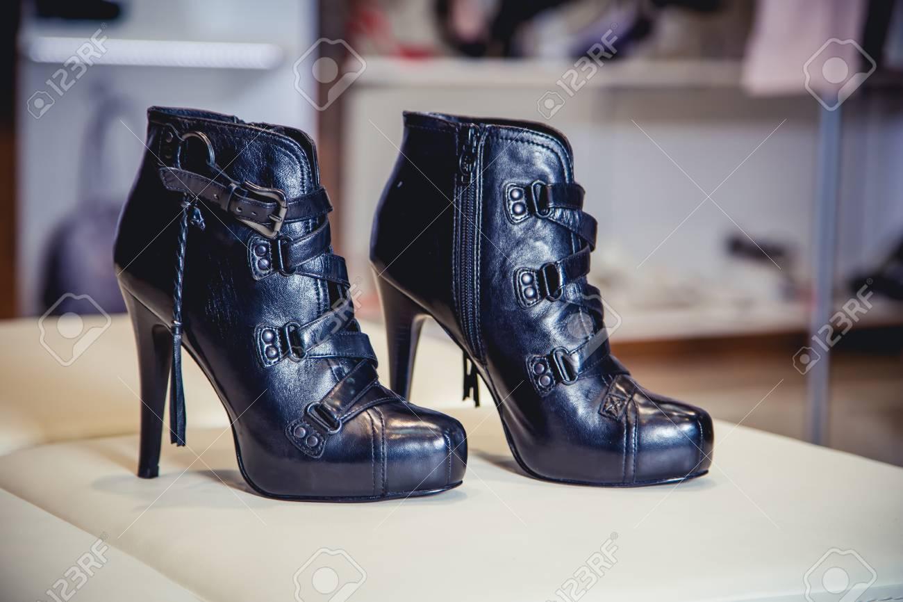 grossiste fd814 8c2a3 Bottes Femme Automne, chaussures italiennes élégantes