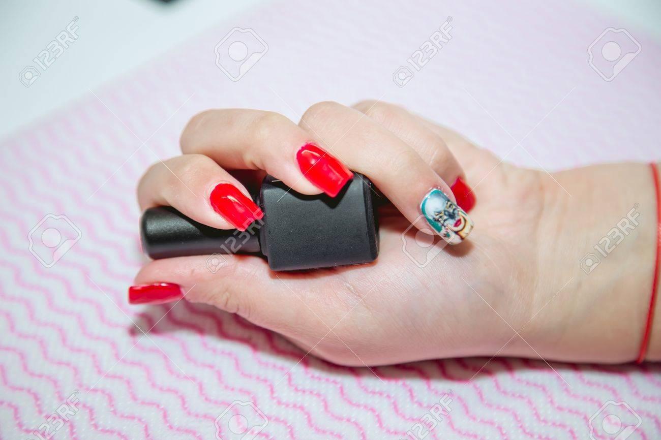 Esmalte De Uñas Manicura Uñas Elegantes