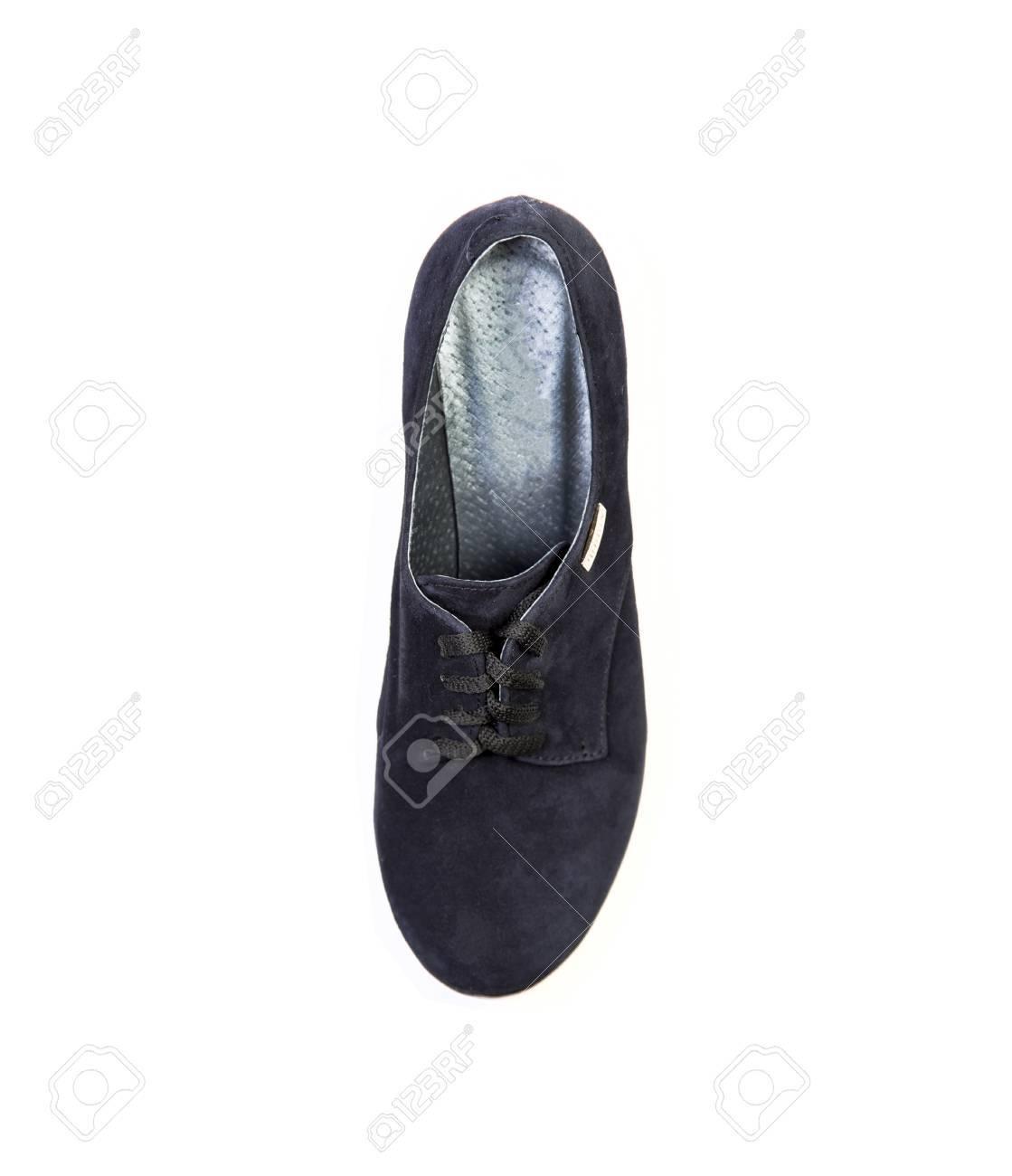 a3cbfbe4 Gamuza Otoño E De Un Sobre Fondo Zapatos Invierno Azul Blanco qUzMGpVS