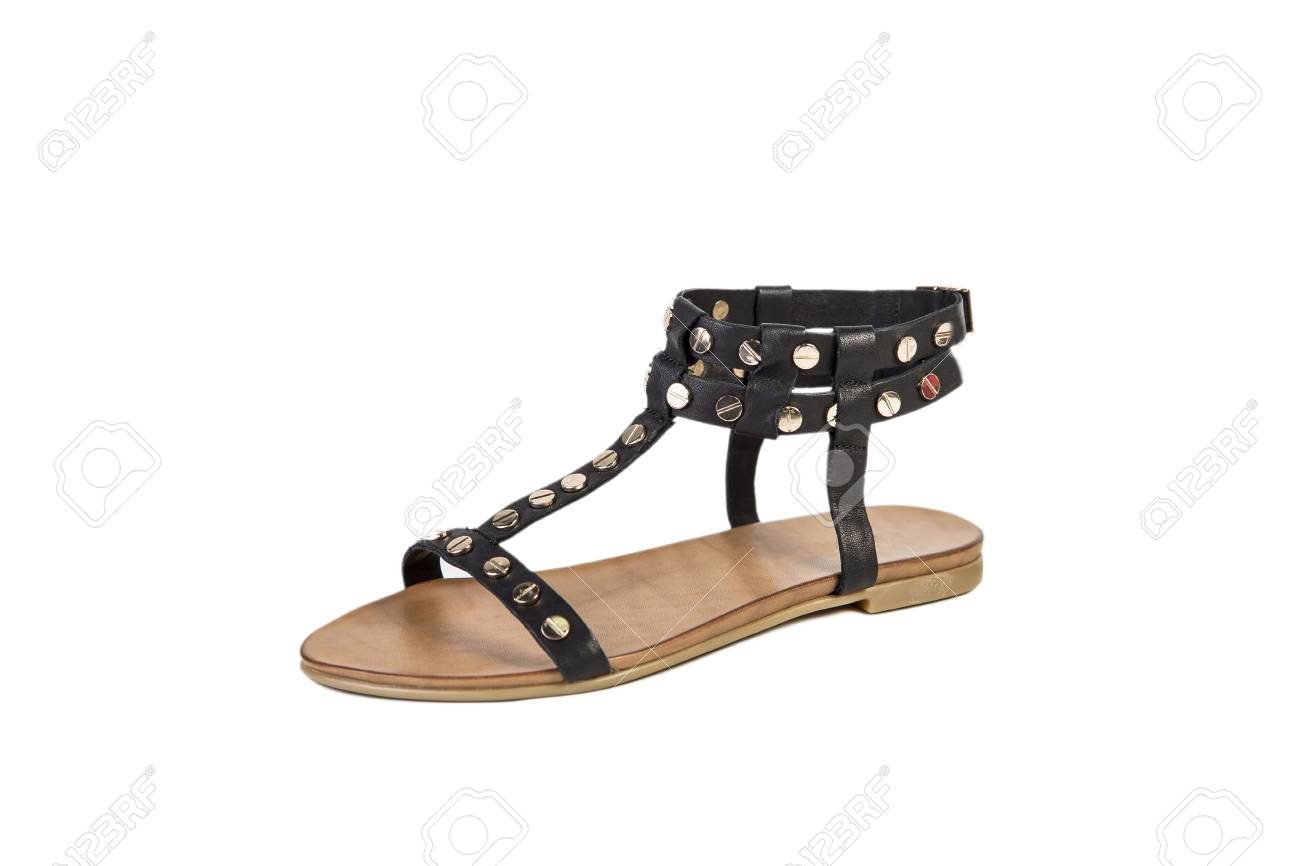 Bright Sandals Summer Women's Shoes On